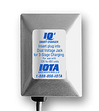 iota engineering iq4 smart charge controller
