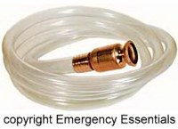 water siphon by emergency essentials