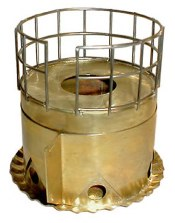 brasslite alcohol backpacking stove