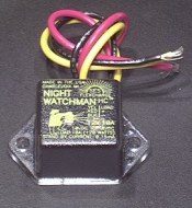 flexcharge night watchman 12 volt dc photoswitch