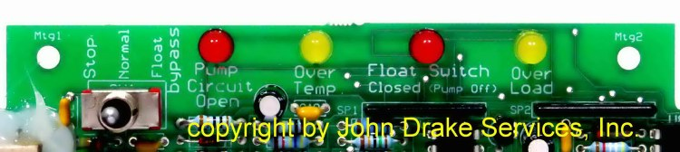 solar converters dankoff pump controller leds and switch