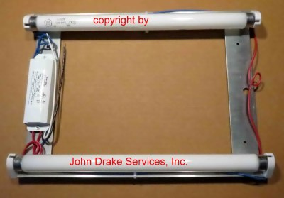 thiin-lite mod 114 fluorescent light - 12 volt d.c. for airstream