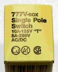 777v-box switch