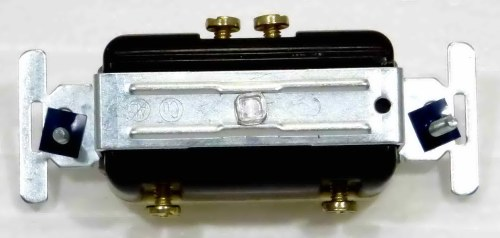 back of cooper dc switch