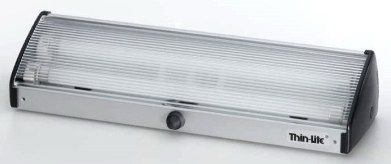 thin-lite 162 clear outdoor fluorescent light